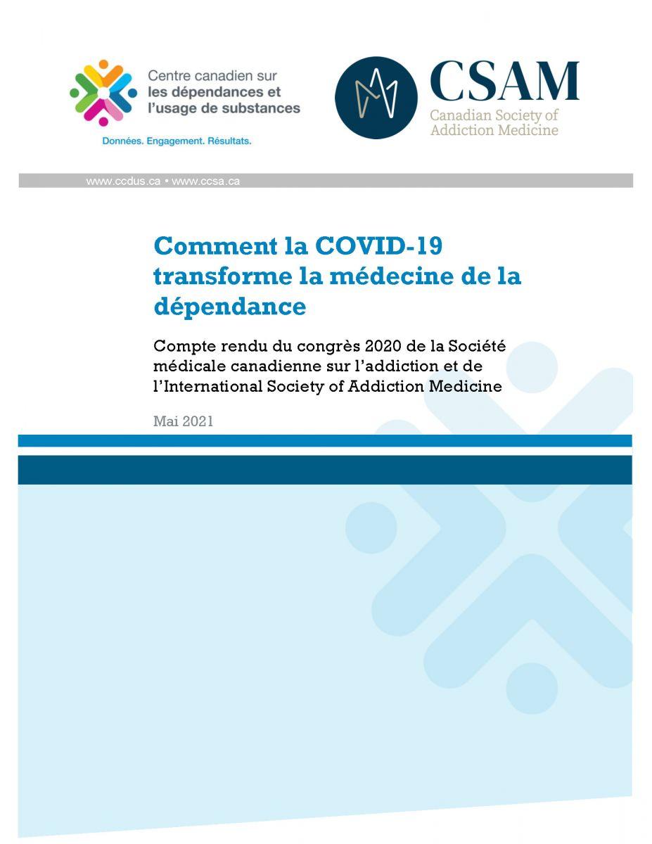 Covid et MED toxico, compte-rendu CSAM et CCDUS 2020