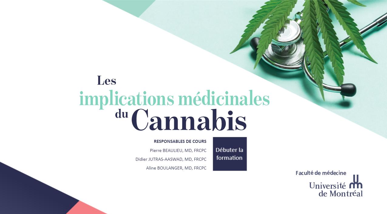 Visuel formation Cannabis DPC