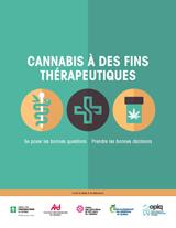 Couverture Cannabis fins therapeutiques