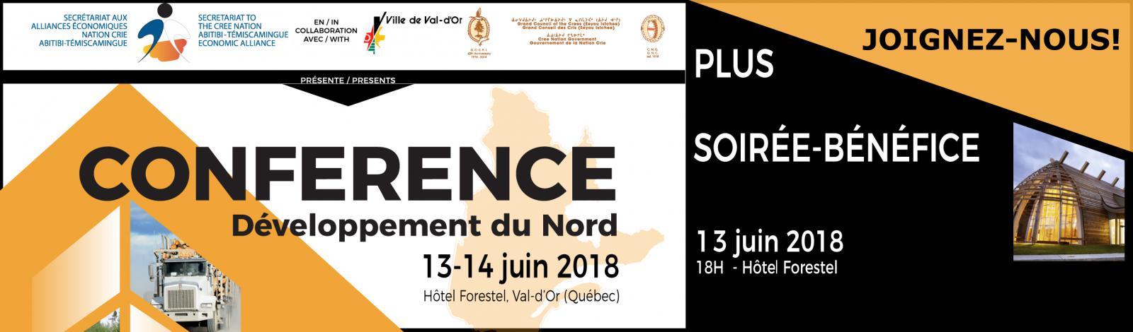 Conférence Développement du Nord