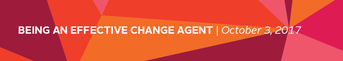 Change Agent Workshop