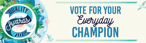 Vote for your Everyday Champion!