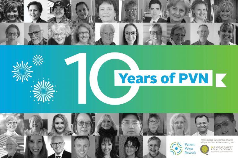 10 Years of PVN