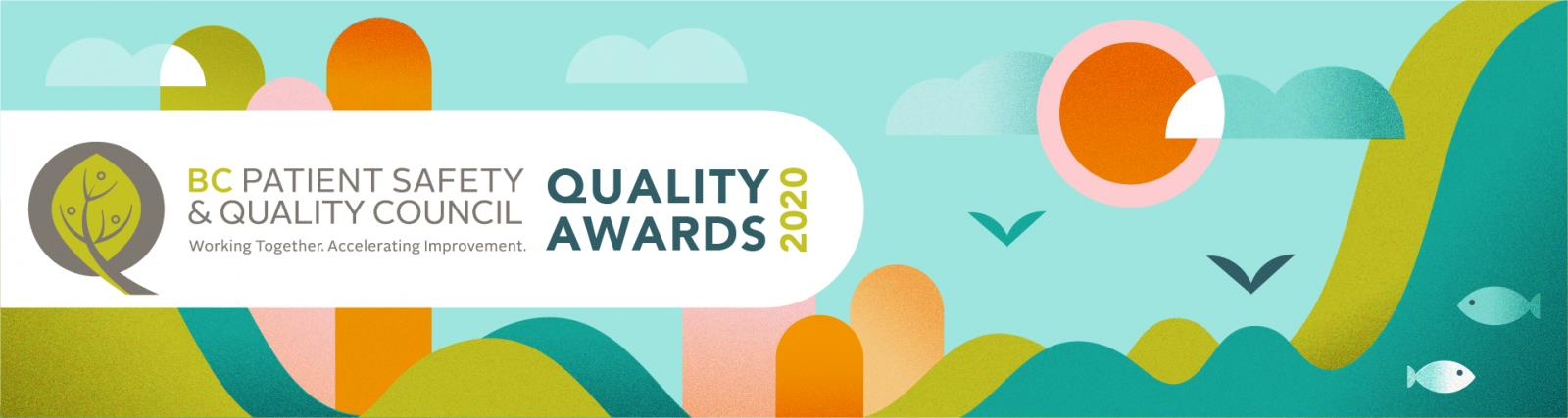 2020 Quality Awards Logo