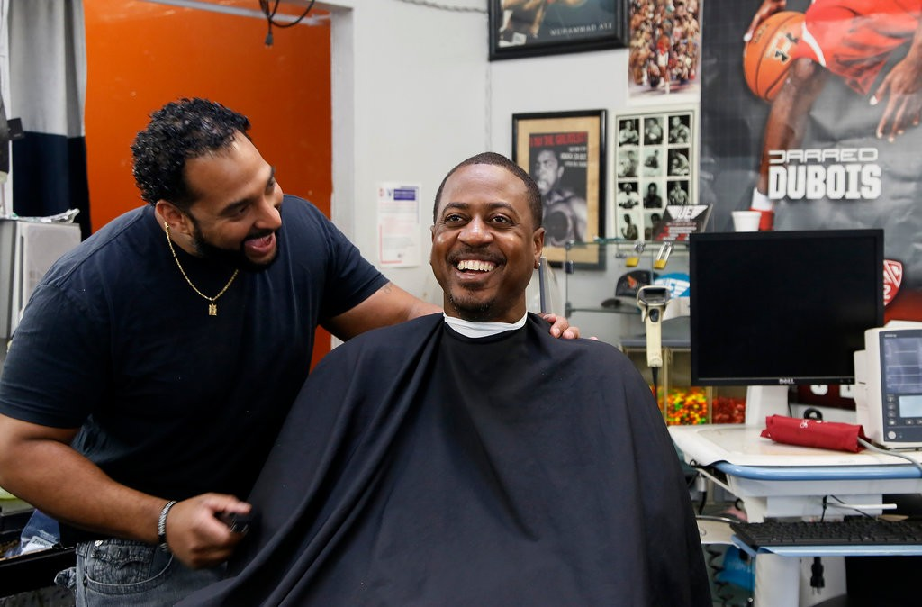 Barbers can help inspire clients to seek medical advice