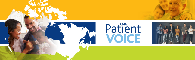 The Canadian Medical Association has announced their National Patient Liaison Group.