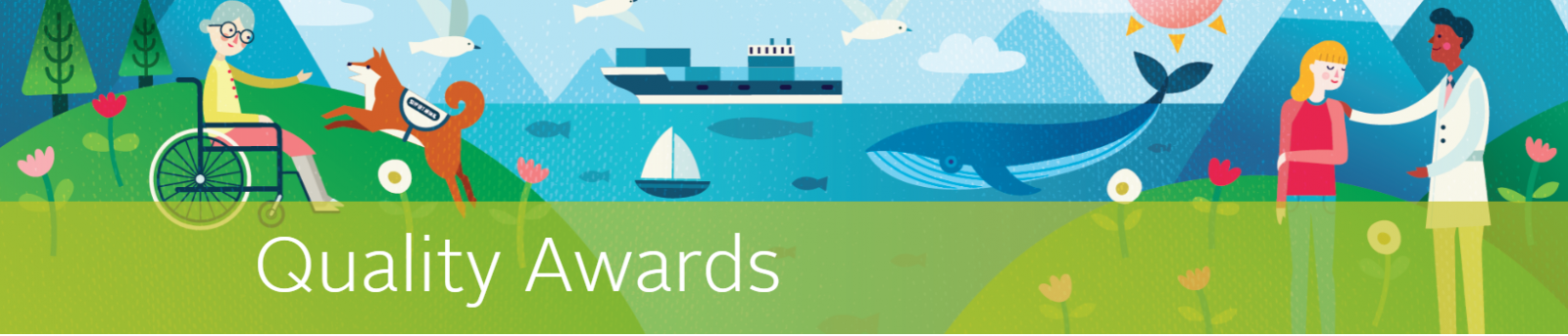 Quality Awards nominations are now open!