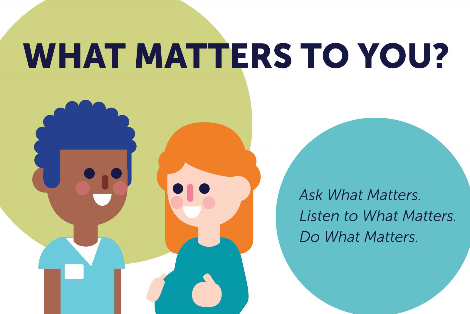 What Matters to You Day
