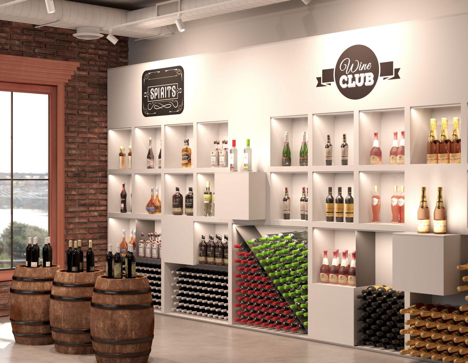 4260: Liquor Store