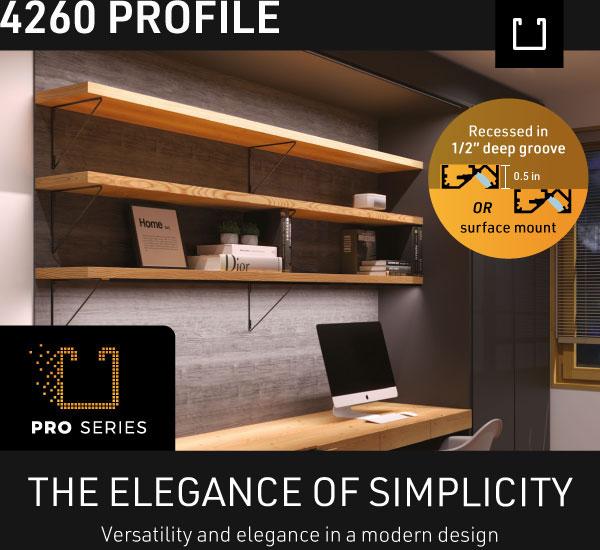 NEW: Profile 4260