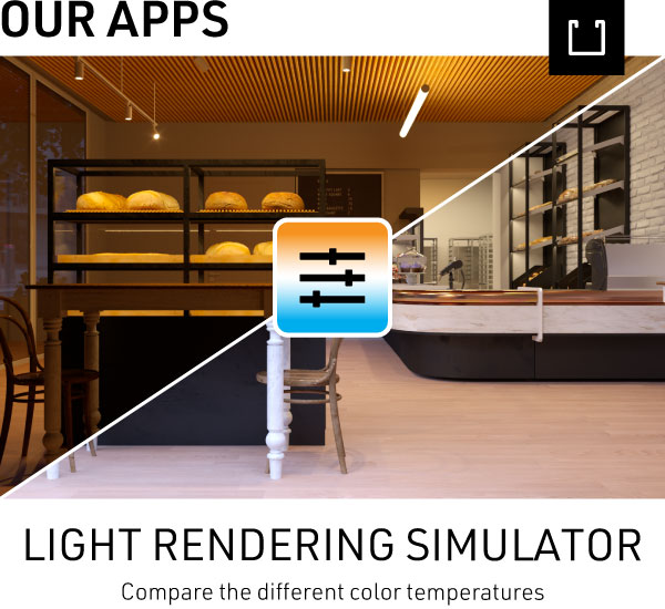 App: Light Rendering Simulator