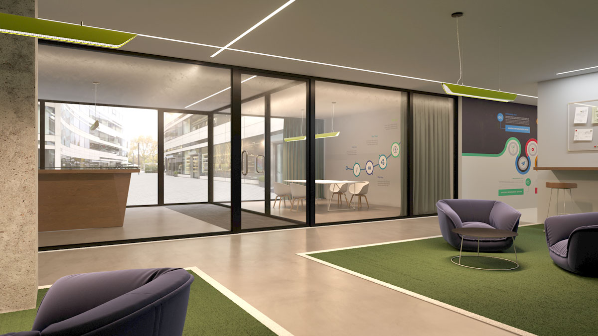 EXA Green: Office