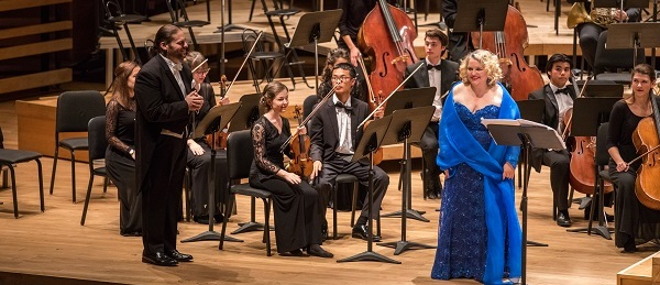 Concert anniversaire «Le Conservatoire : 75 ans d'art vivant »