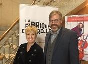 Télé-Québec s'installe au Conservatoire