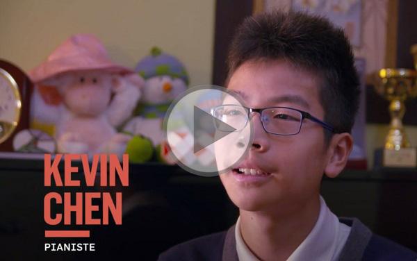 Kevin Chen sur La Fabrique culturelle