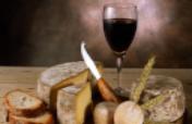 Événement-bénéfice vins et fromages