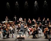 L'orchestre du CMQ sur la scène du Grand Théâtre