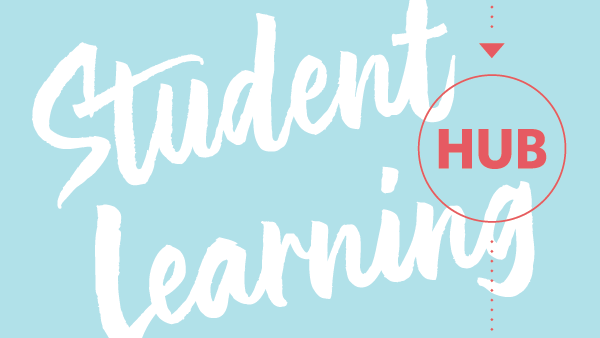 Now open: Student Learning Hub