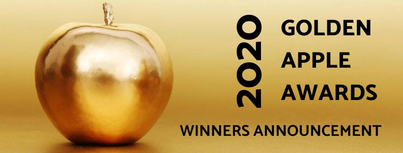 Golden Apple Awards Winners