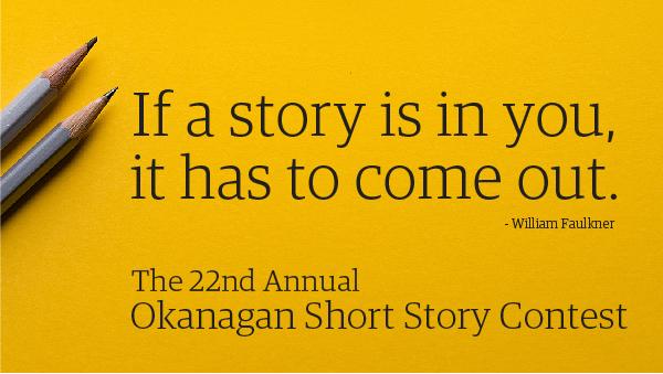 UBCO Fiction Competition