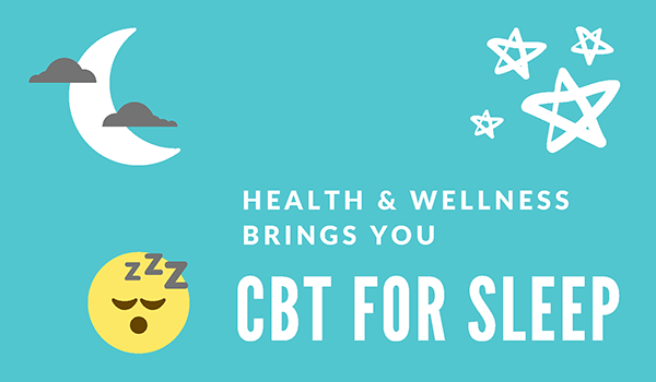 CBT for Sleep