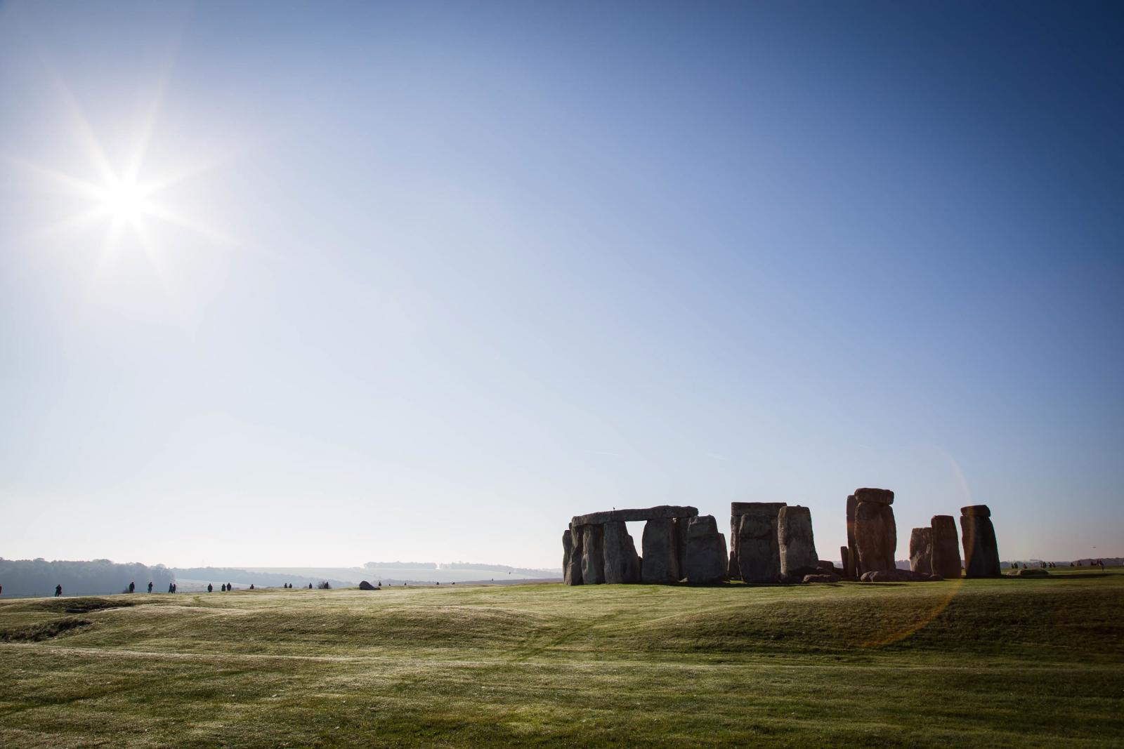 Go global photo of stonehenge