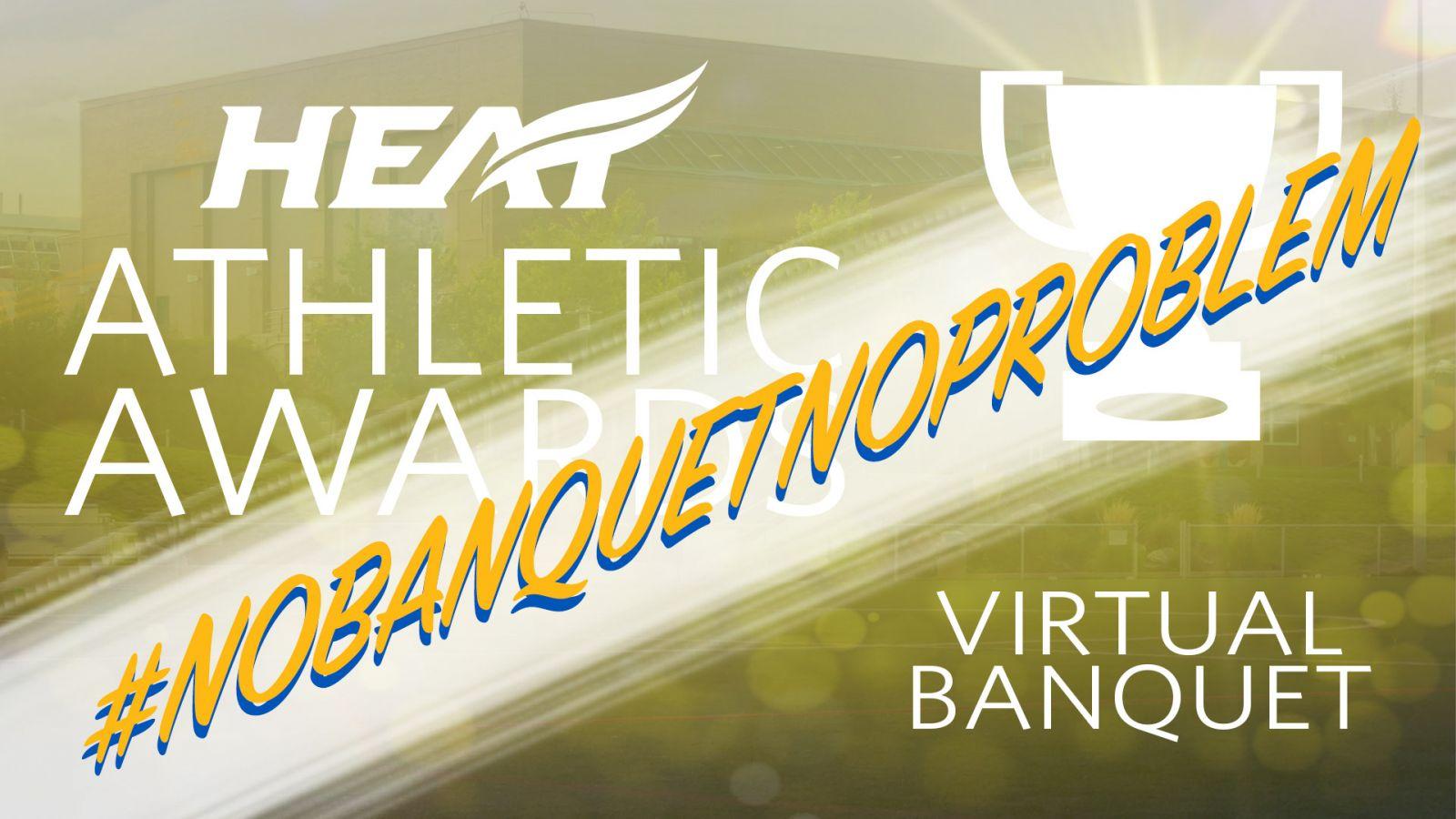 Heat athletic award virtual banquet