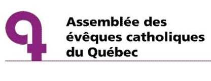logo Assemblée évêques catholiques