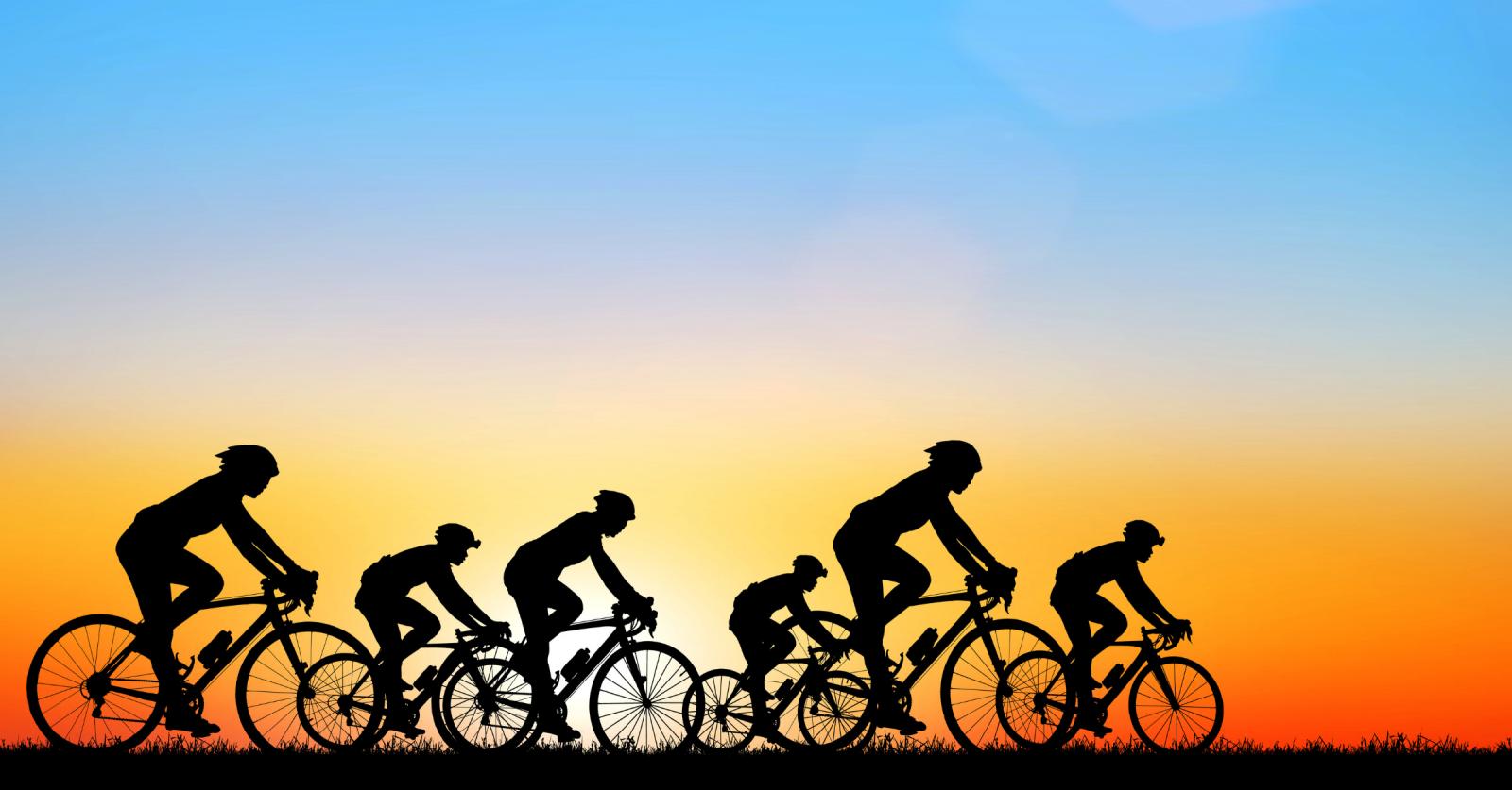 Analogie: le travail social et le vélo