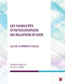 Couverture «Les habiletés d'intervention en relation d'aide»