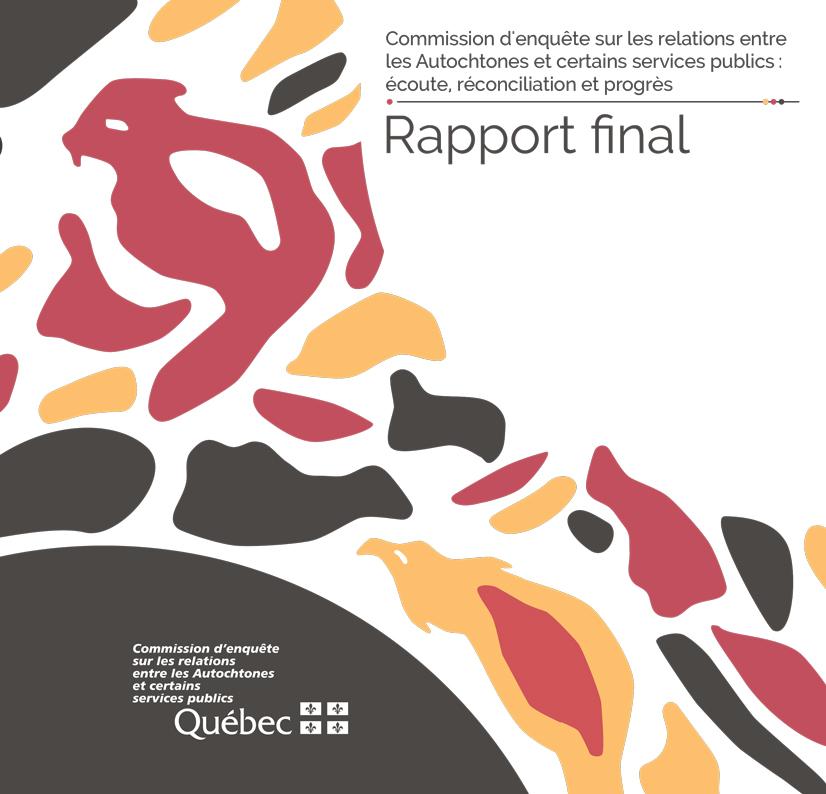 Le rapport Viens Une reconnaissance des actions novatrices des ordres professionnels