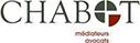 Logo Chabot médiateurs avocats
