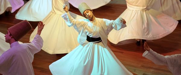 Femmes derviches d'Istanbul : s'émanciper par la spiritualité