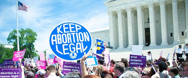 AU TEXAS, LES FEMMES PRIVÉES DE L'ACCÈS À L'AVORTEMENT KEEP ABORTION LEGAL