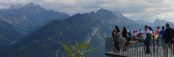 L'Euphorie du mois:la Suisse