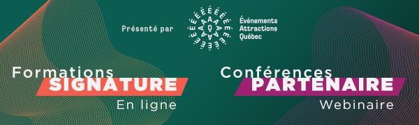 Formations Signature / Conférences Partenaire