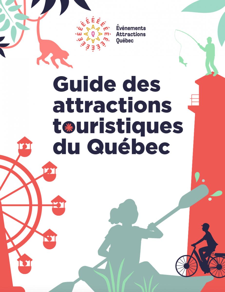 Guide de attractions touristiques du Québec