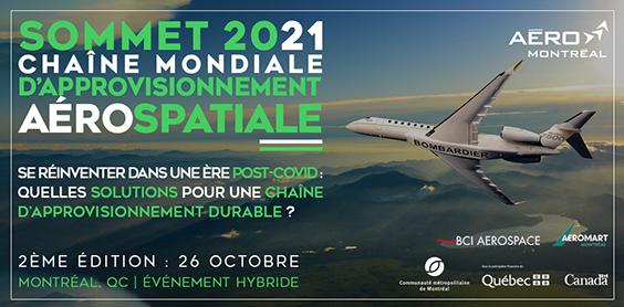 Sommet 2021 - Événement du 26 octobre