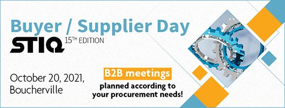STIQ Buyer/Supplier Day