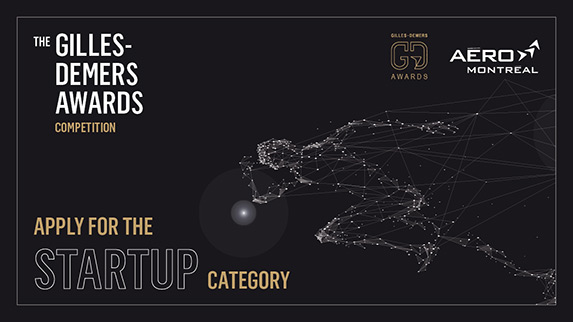 Submit your nomination for the Startup category!