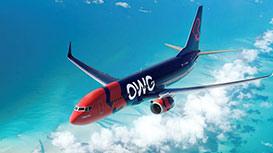 Un premier Boeing 737-800 pour les voyageurs de OWG