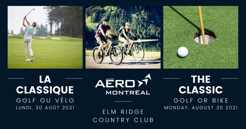 Aéro Montréal Golf Classic