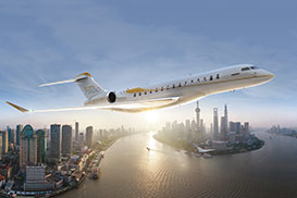 Bombardier stands out among aerospace industry leaders