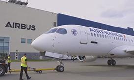 Premier Airbus A220