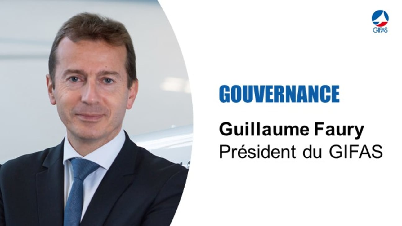 Guillaume Faury elected GIFAS Chair