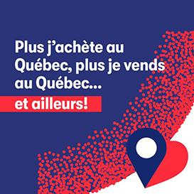 Soutien à l'approvisionnement québécois