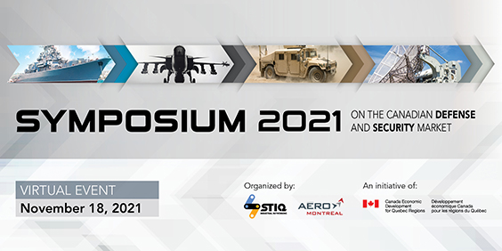 Symposium on the Canadian Defence and Security Market