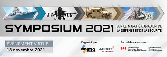 Symposium 2021 sur le marché canadien de la défense