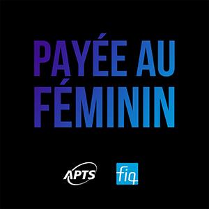 payée au féminin