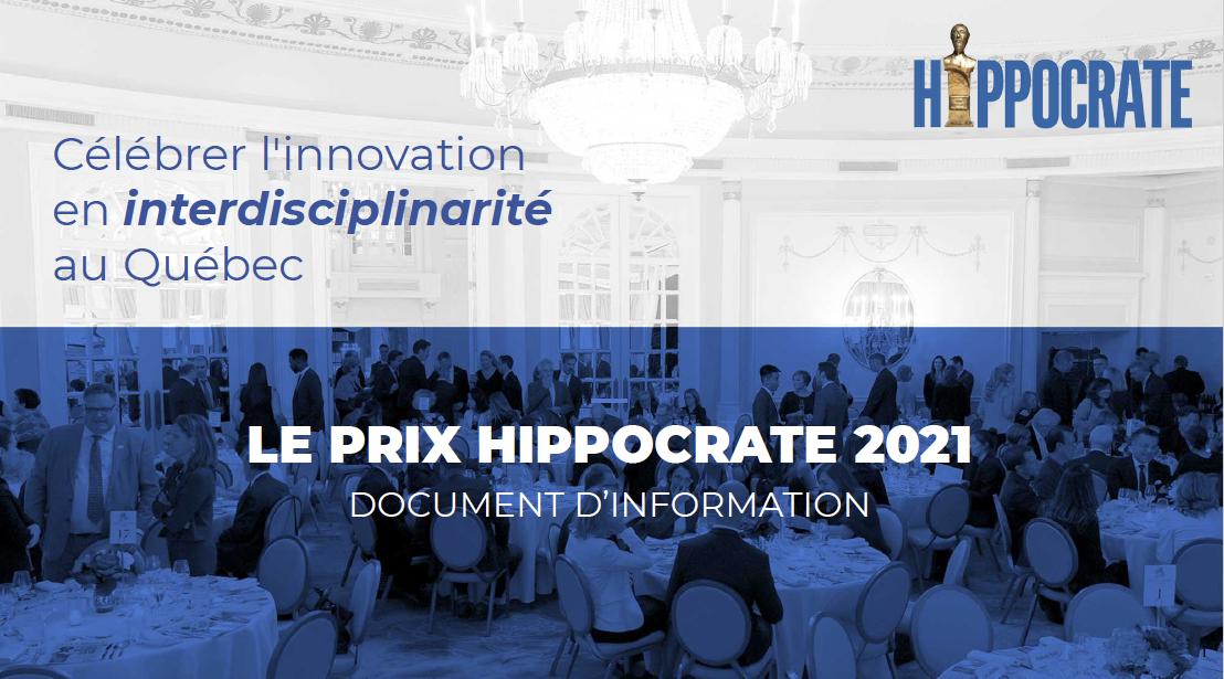Le prix Hippocrate